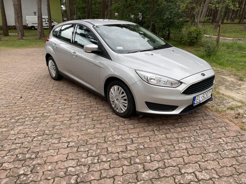 Qrent Wypożyczalnia Samochodów Ford Focus
